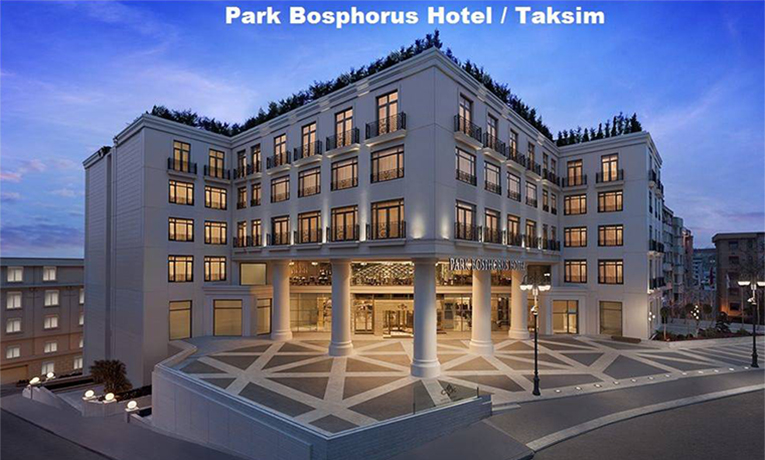 park bosphorus hotel taksim
