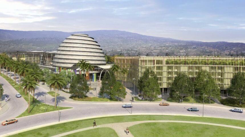 Ruanda Kongre Merkezi