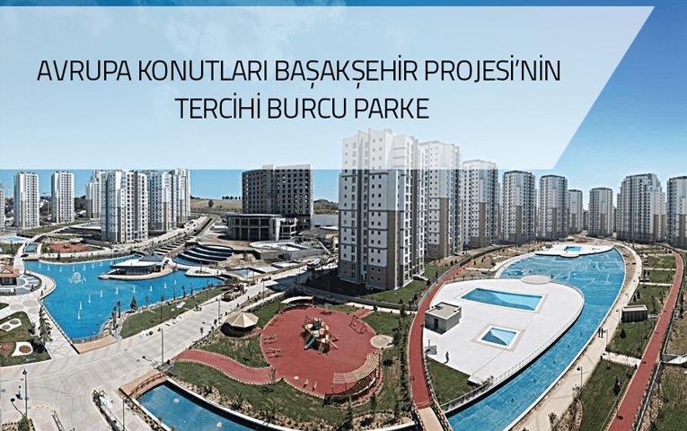 (Turkish) Avrupa Konutları Başakşehir Projesi